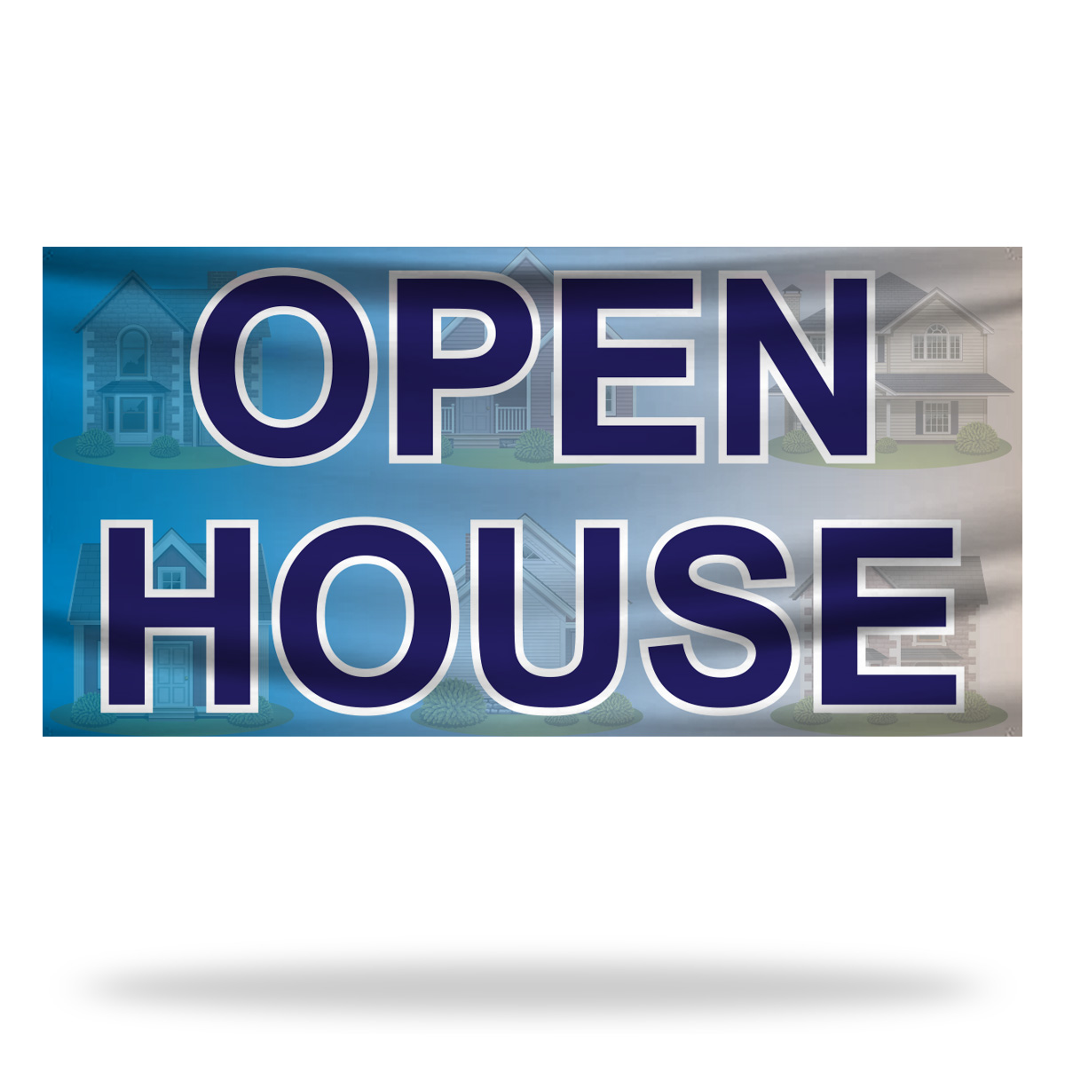 Open House Flags & Banners Design 02