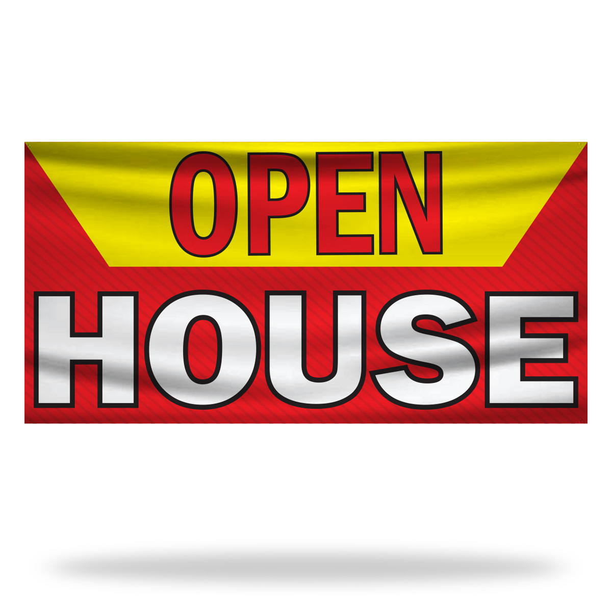 Open House Flags & Banners Design 05