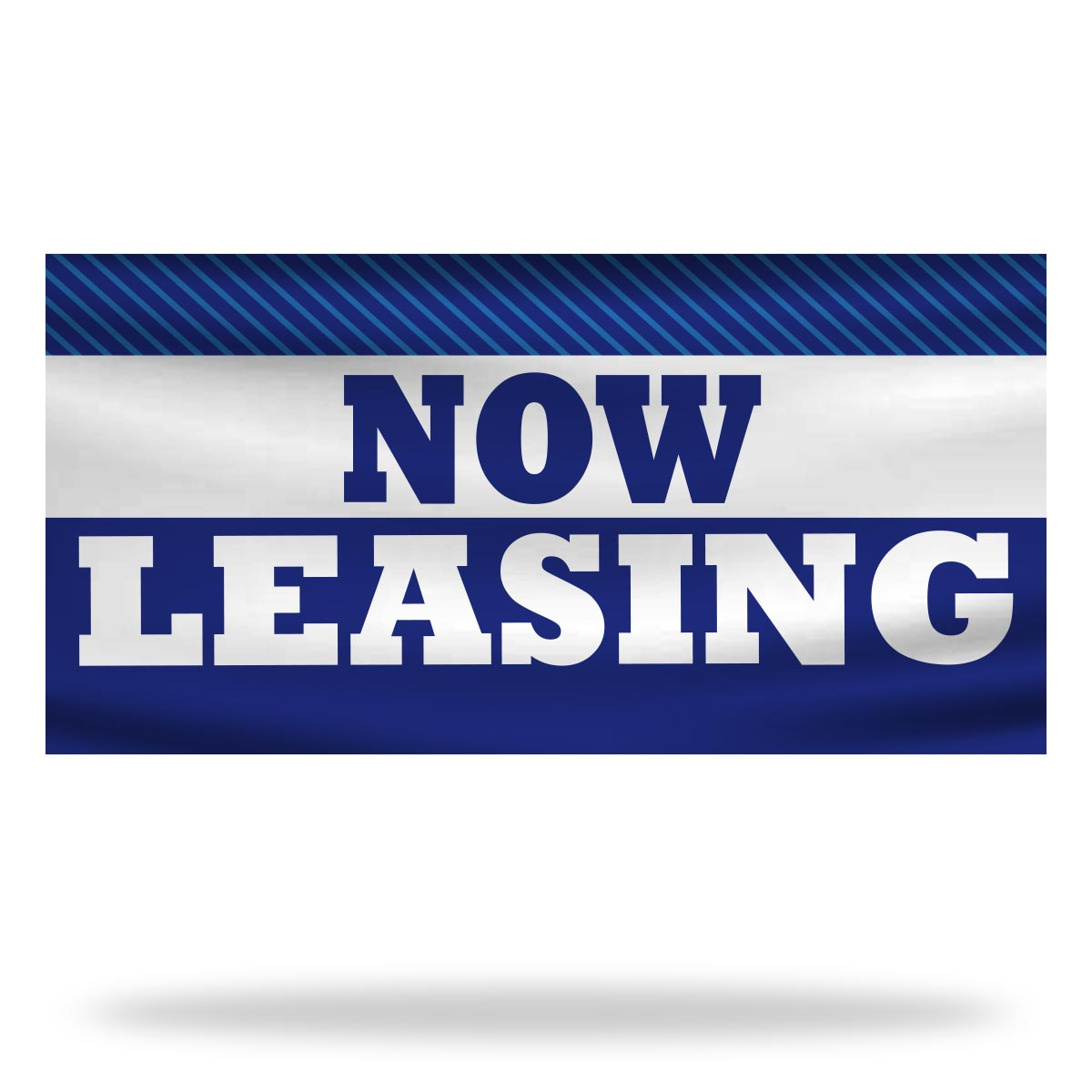 Now Leasing Flags & Banners Design 02
