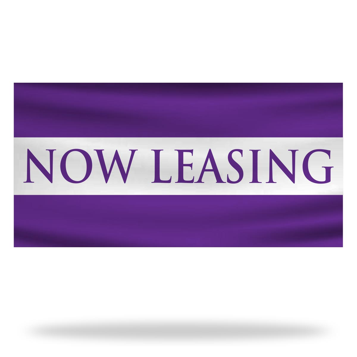 Now Leasing Flags & Banners Design 03