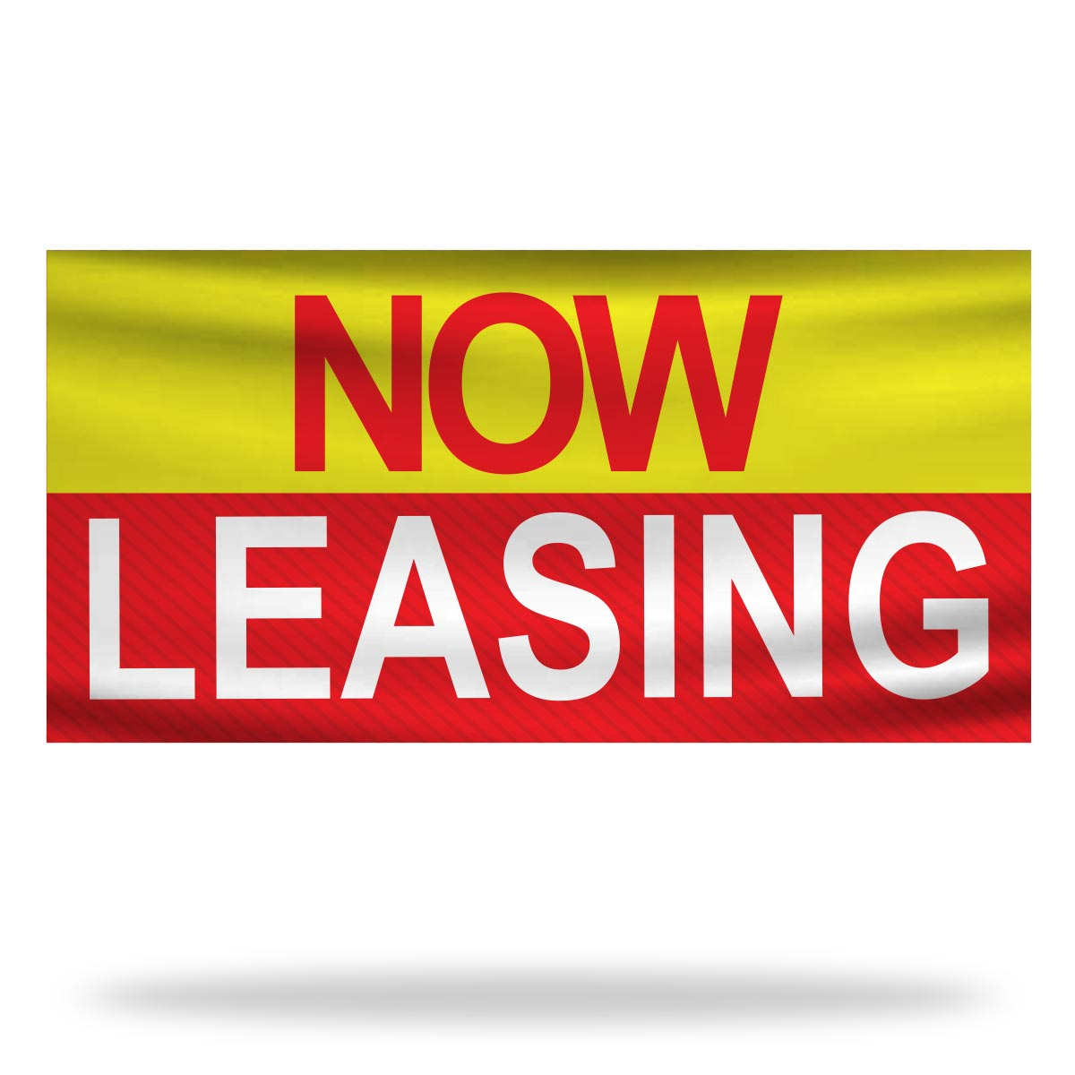 Now Leasing Flags & Banners Design 04