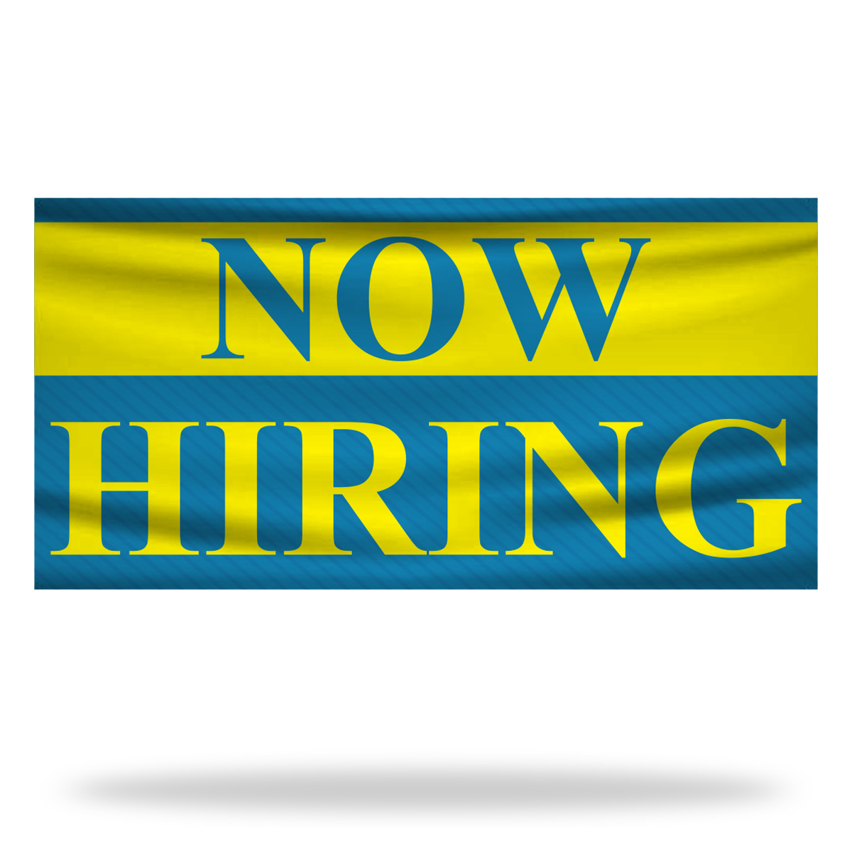Now Hiring Flags & Banners Design 04