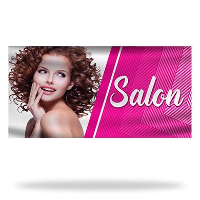 Salon Flags & Banners Design 02
