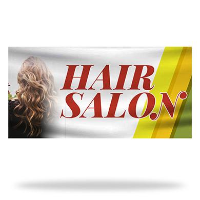 Salon Flags & Banners Design 06
