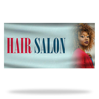 Salon Flags & Banners Design 07