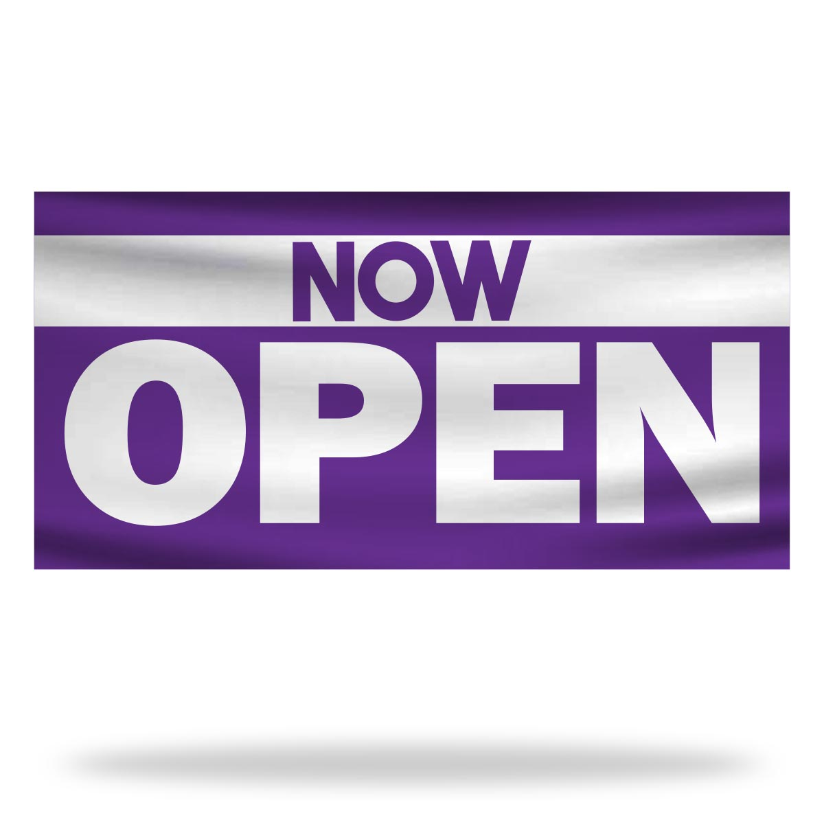 Now Open Flags & Banners Design 06