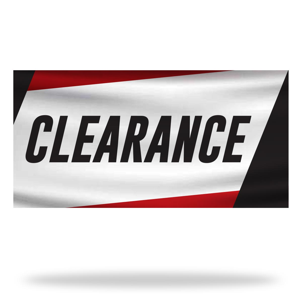 Clearance Flags & Banners Design 01