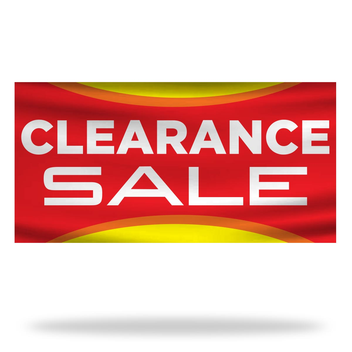 Clearance Flags & Banners Design 02