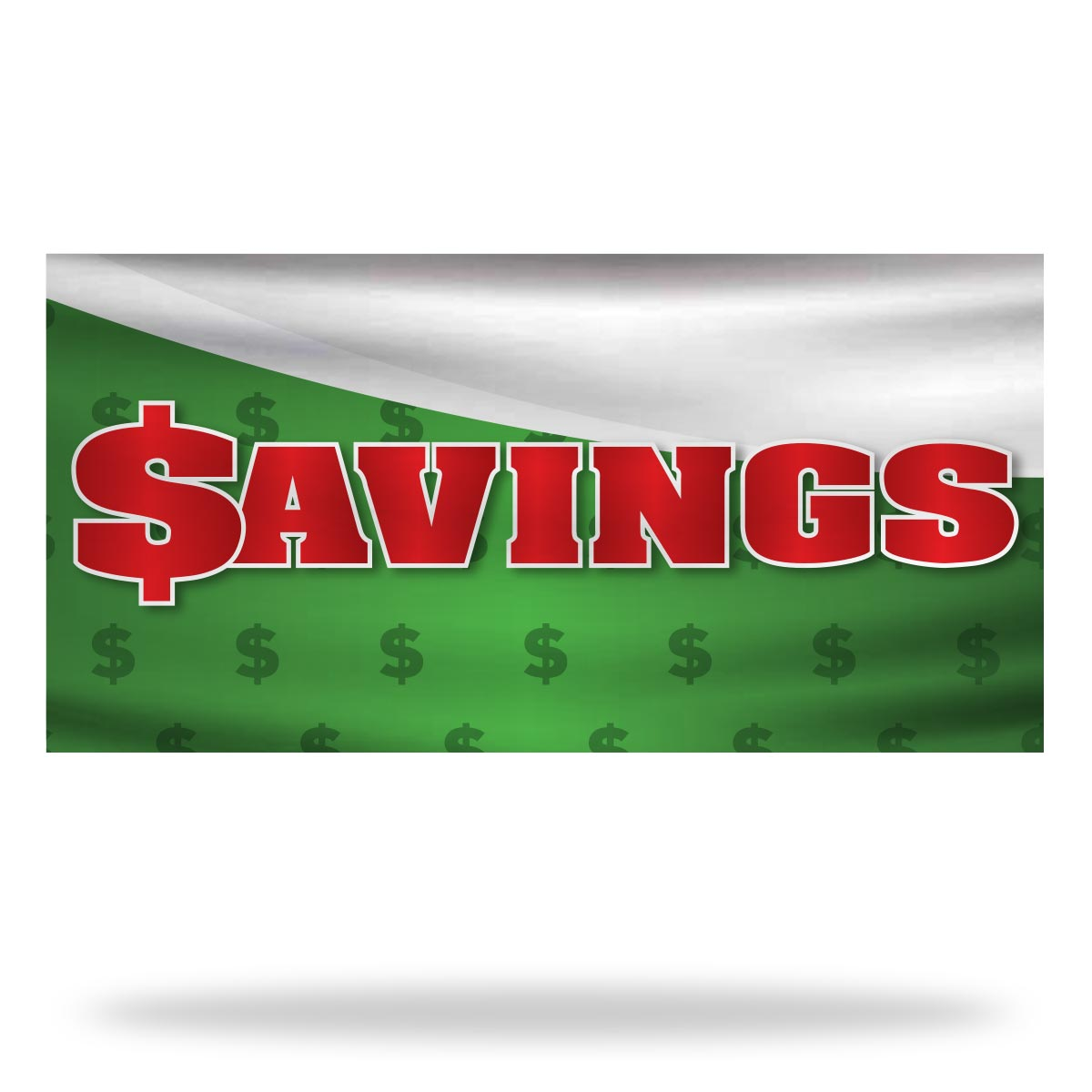 Big Savings Flags & Banners Design 01