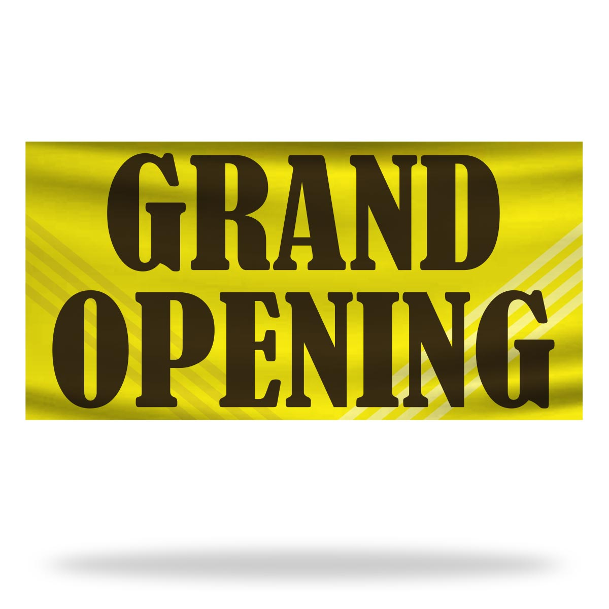 Grand Opening Flags & Banners Design 01