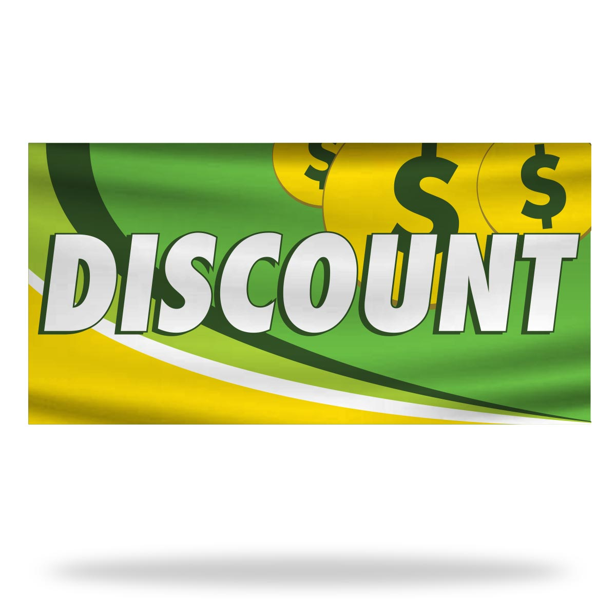 Discount Flags & Banners Design 03