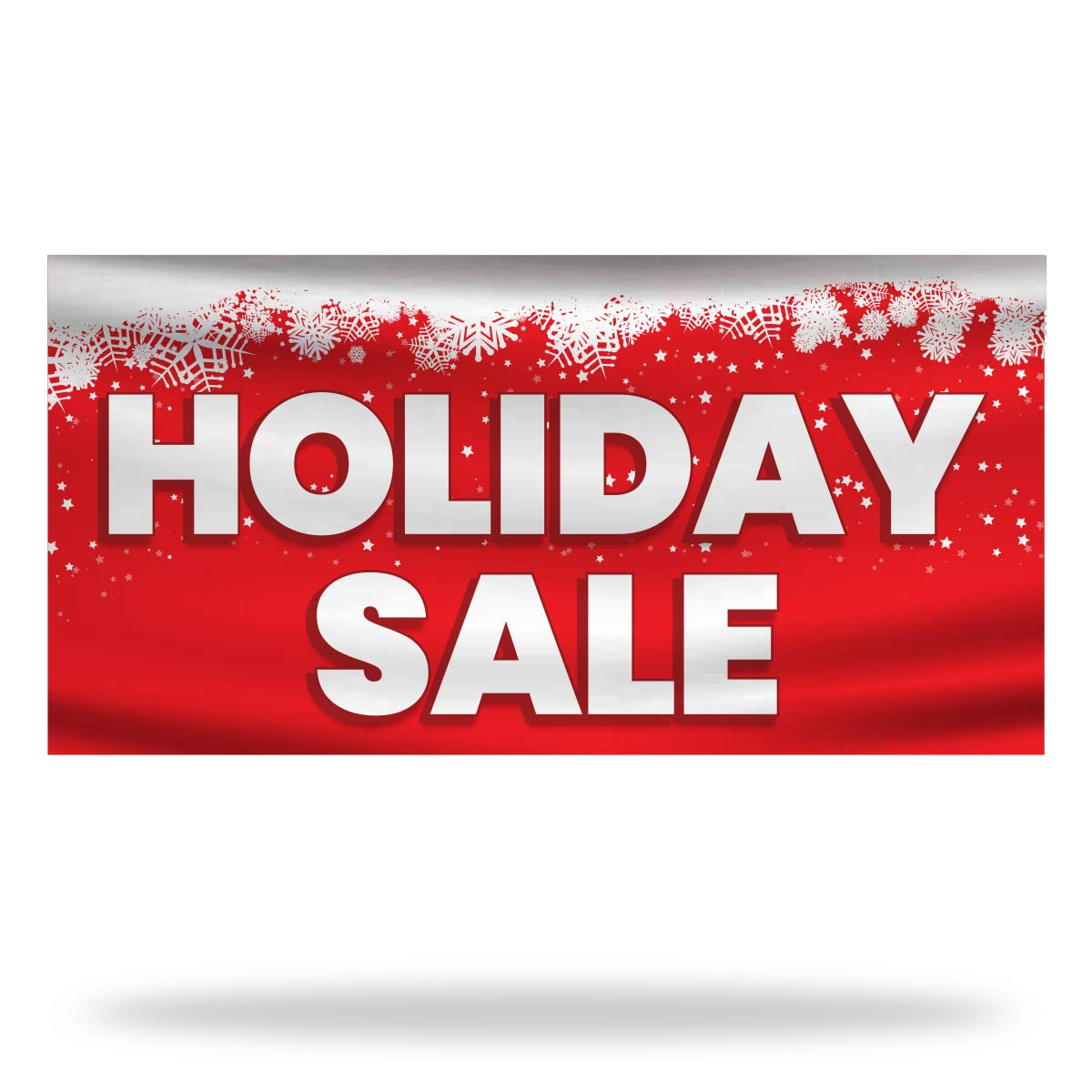 Holiday Sale Flags & Banners Design 02