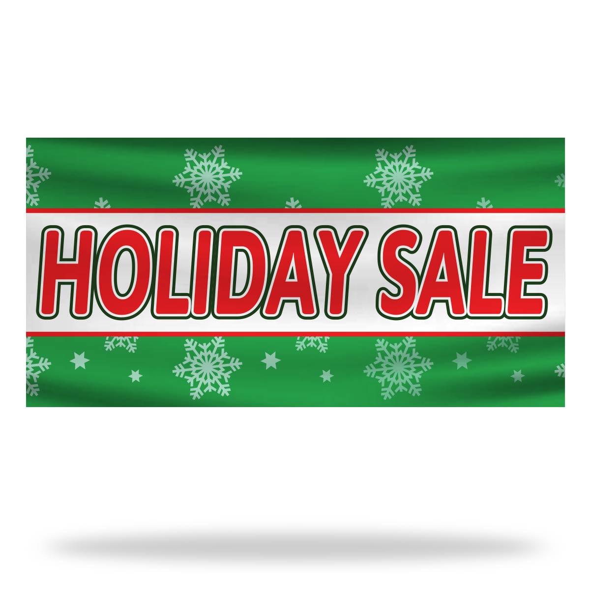 Holiday Sale Flags & Banners Design 03