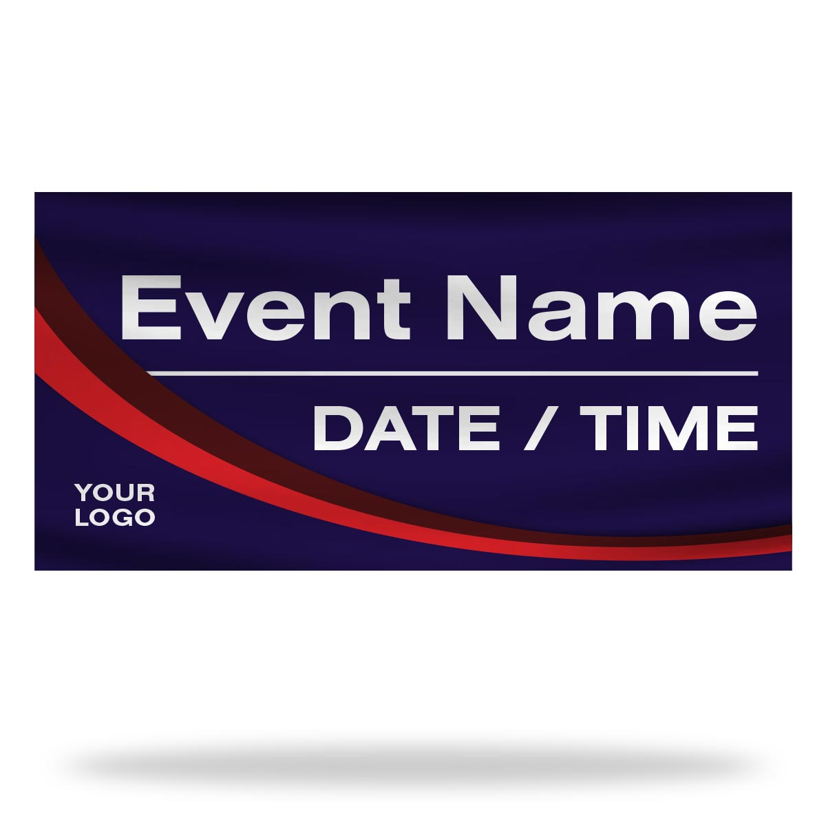 Universal Business Event Flags & Banners Design 02