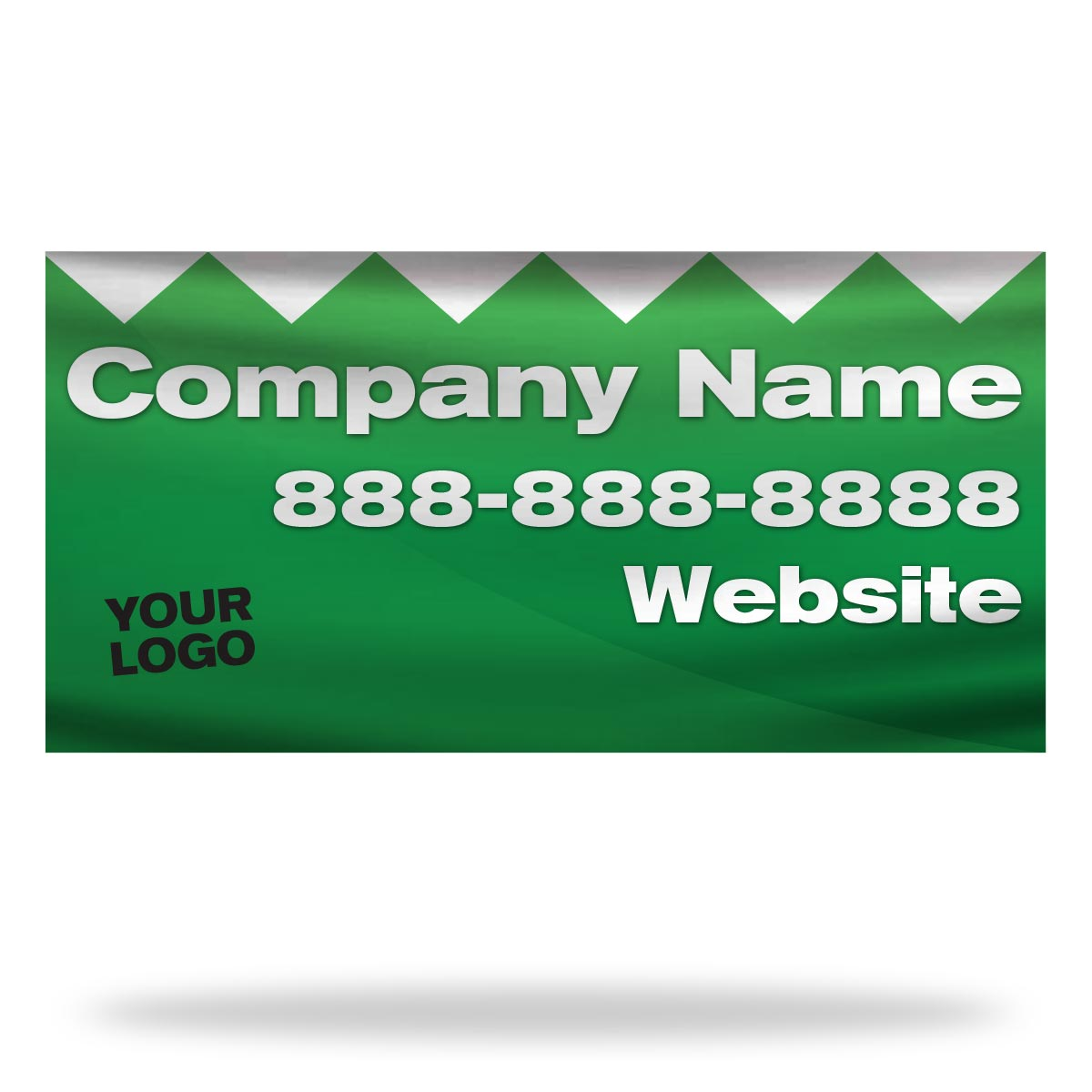Universal Business Info Flags & Banners Design 01