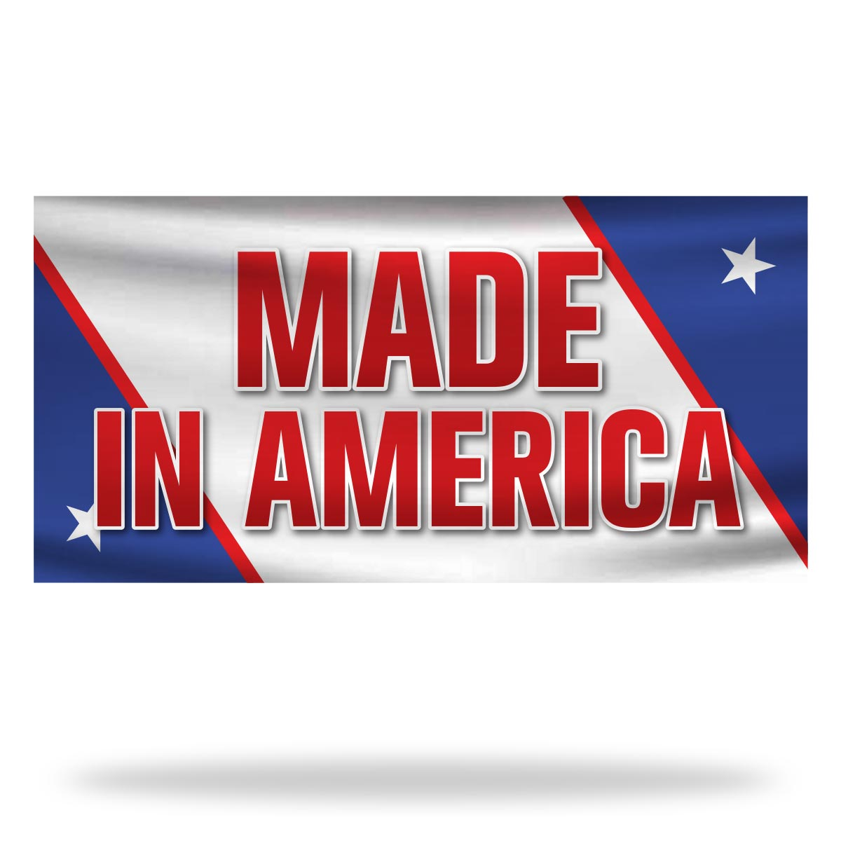 Made In America Flags & Banners Design 01