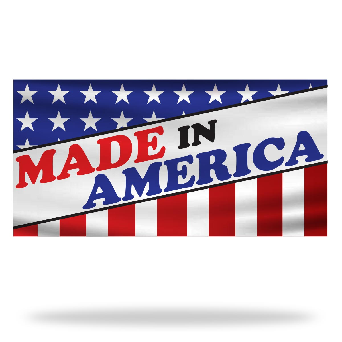 Made In America Flags & Banners Design 02