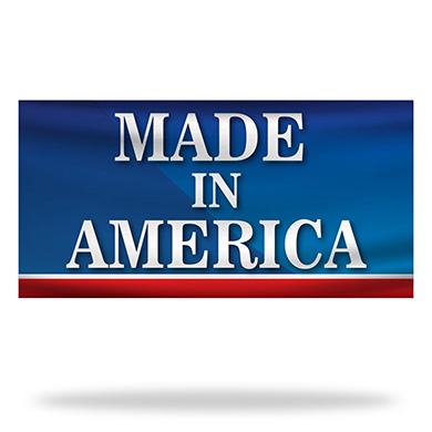 Made In America Flags & Banners Design 03