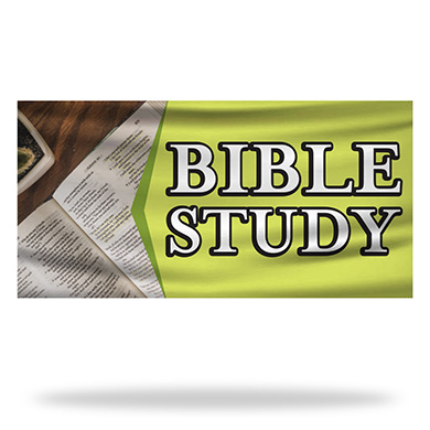 Bible Study Flags & Banners Design 01