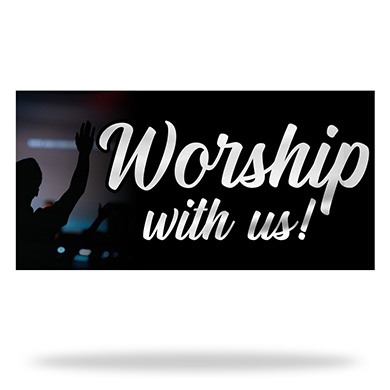 Worship Flags & Banners Design 01