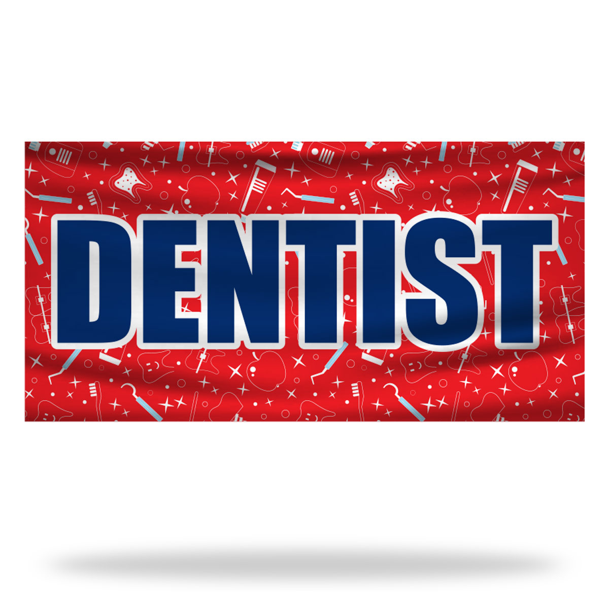 Dentist Flags & Banners Design 04