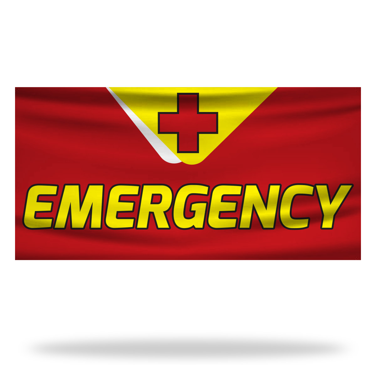 Medical Emergency Flags & Banners Design 01