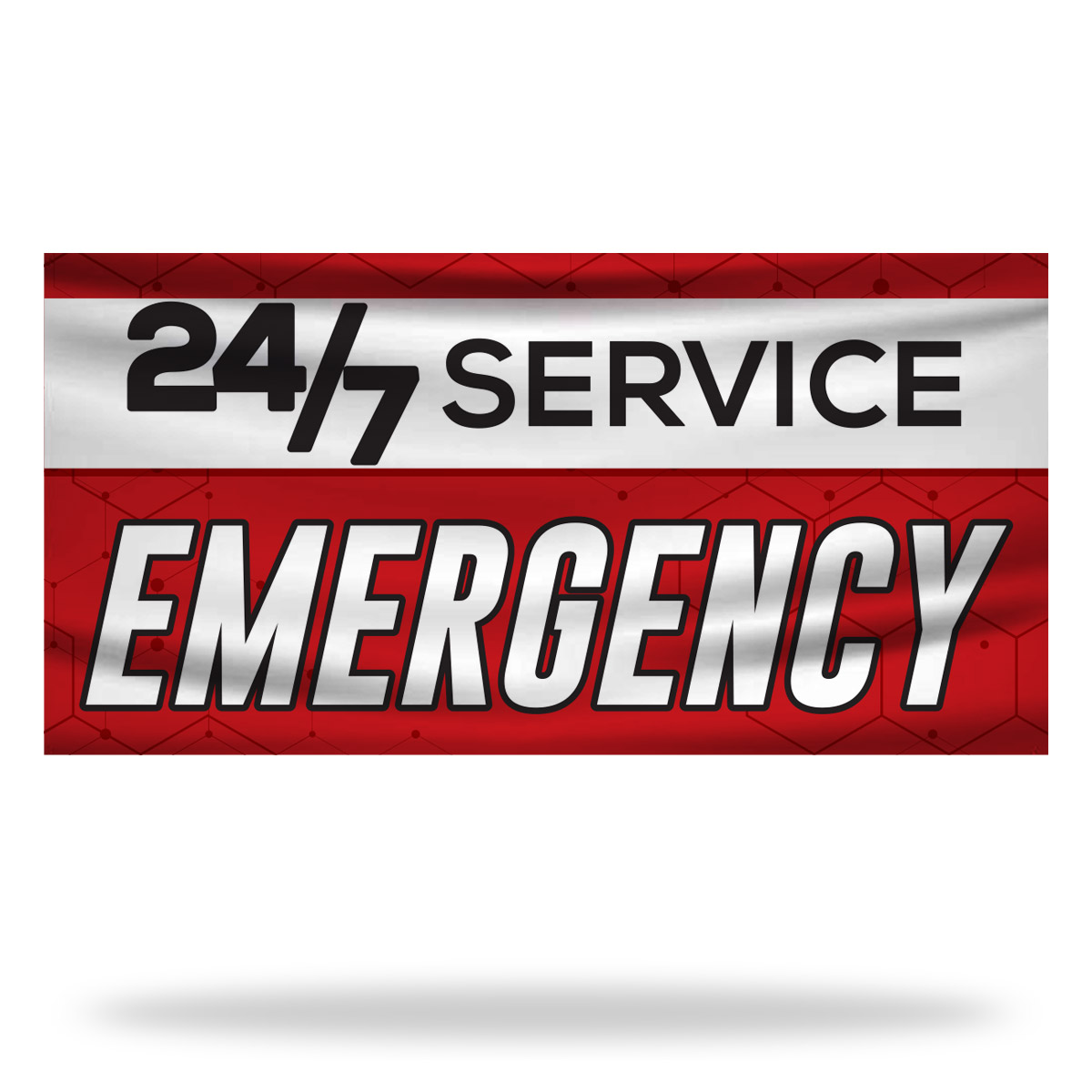 Medical Emergency Flags & Banners Design 02