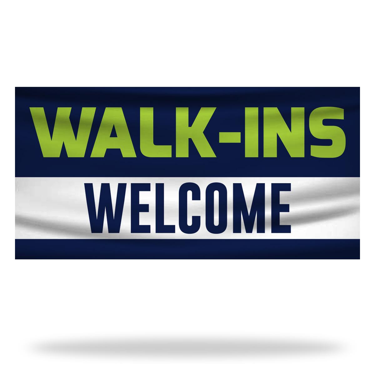 Walkin Flags & Banners Design 01