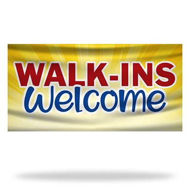 Walkin Flags & Banners Design 02