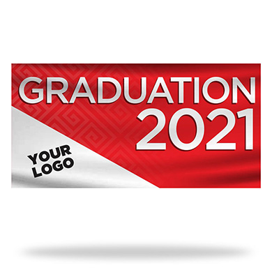 Graduation Flags & Banners Design 03