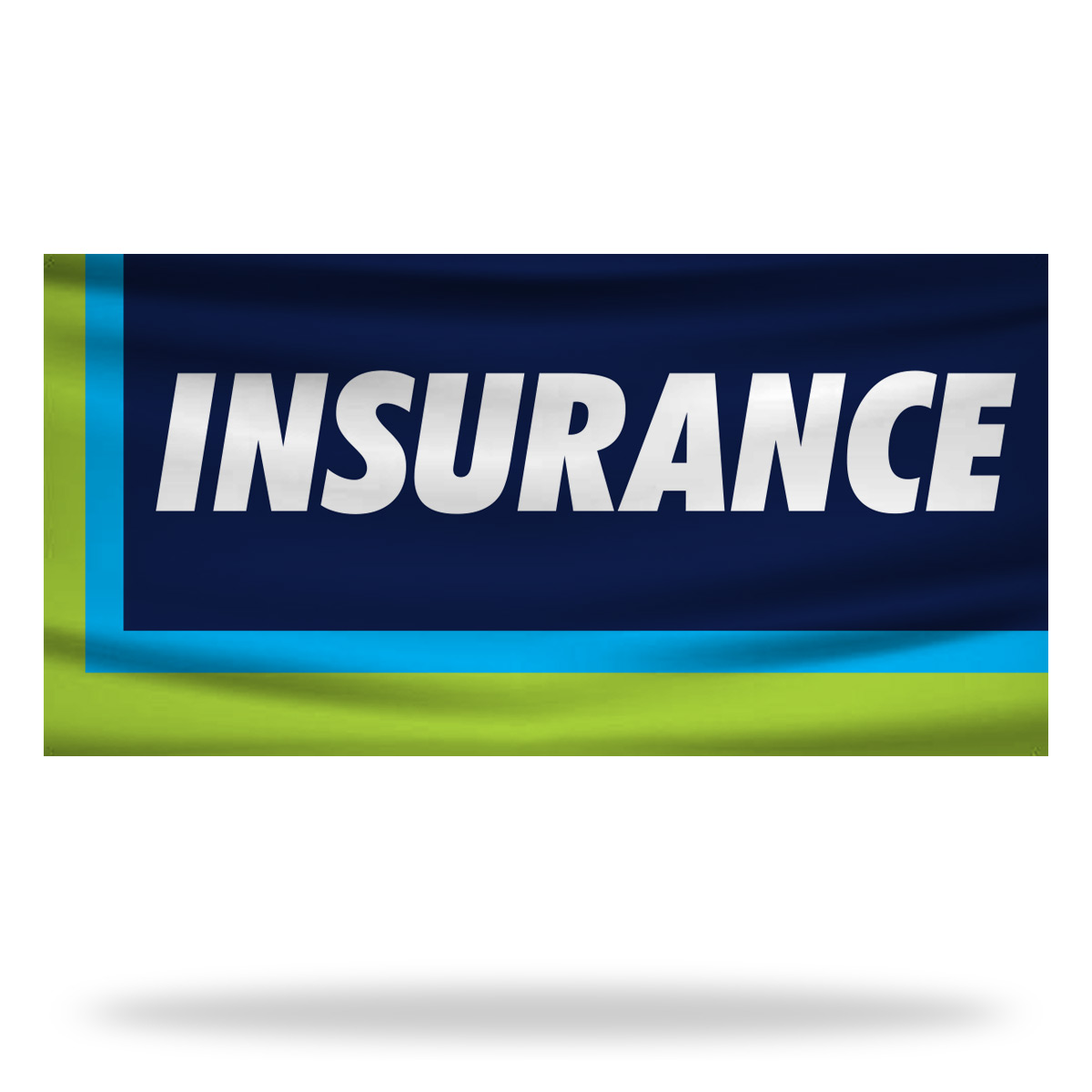 Insurance Flags & Banners Design 01