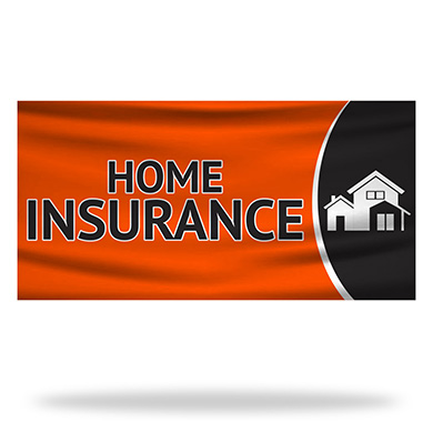 Insurance Flags & Banners Design 02