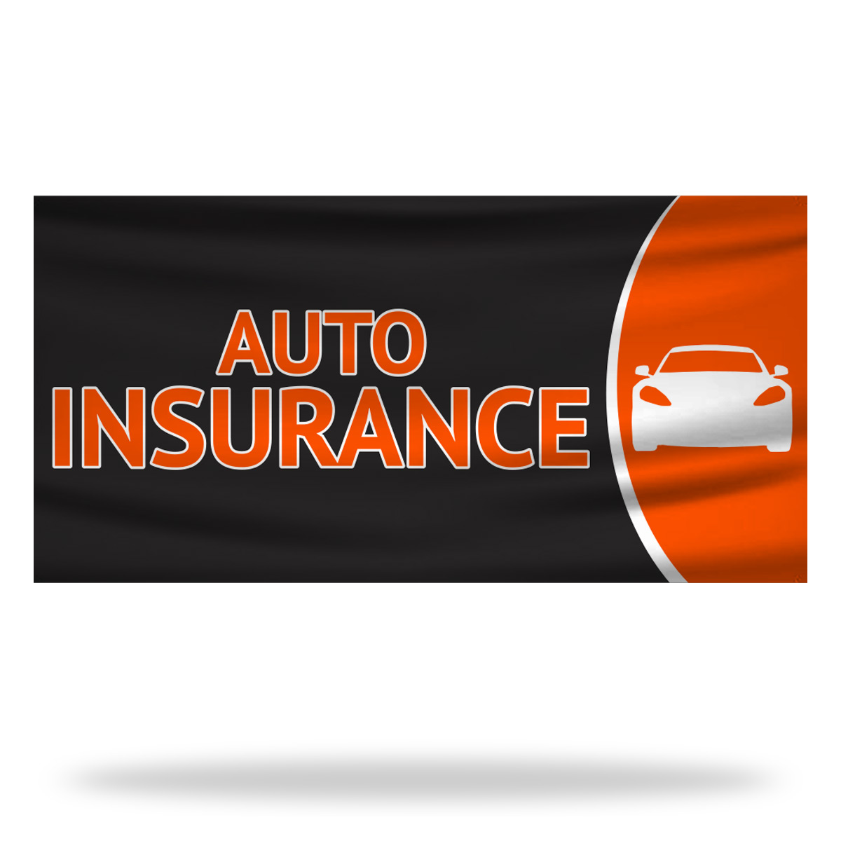 Insurance Flags & Banners Design 03