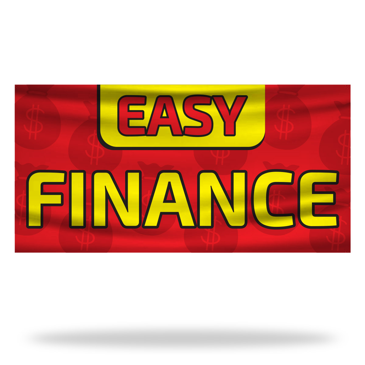 Financing Flags & Banners Design 02