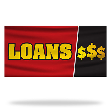 Loans Flags & Banners Design 01