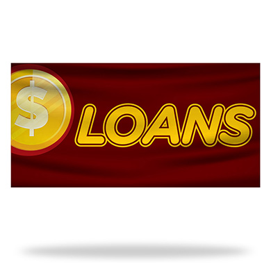 Loans Flags & Banners Design 02