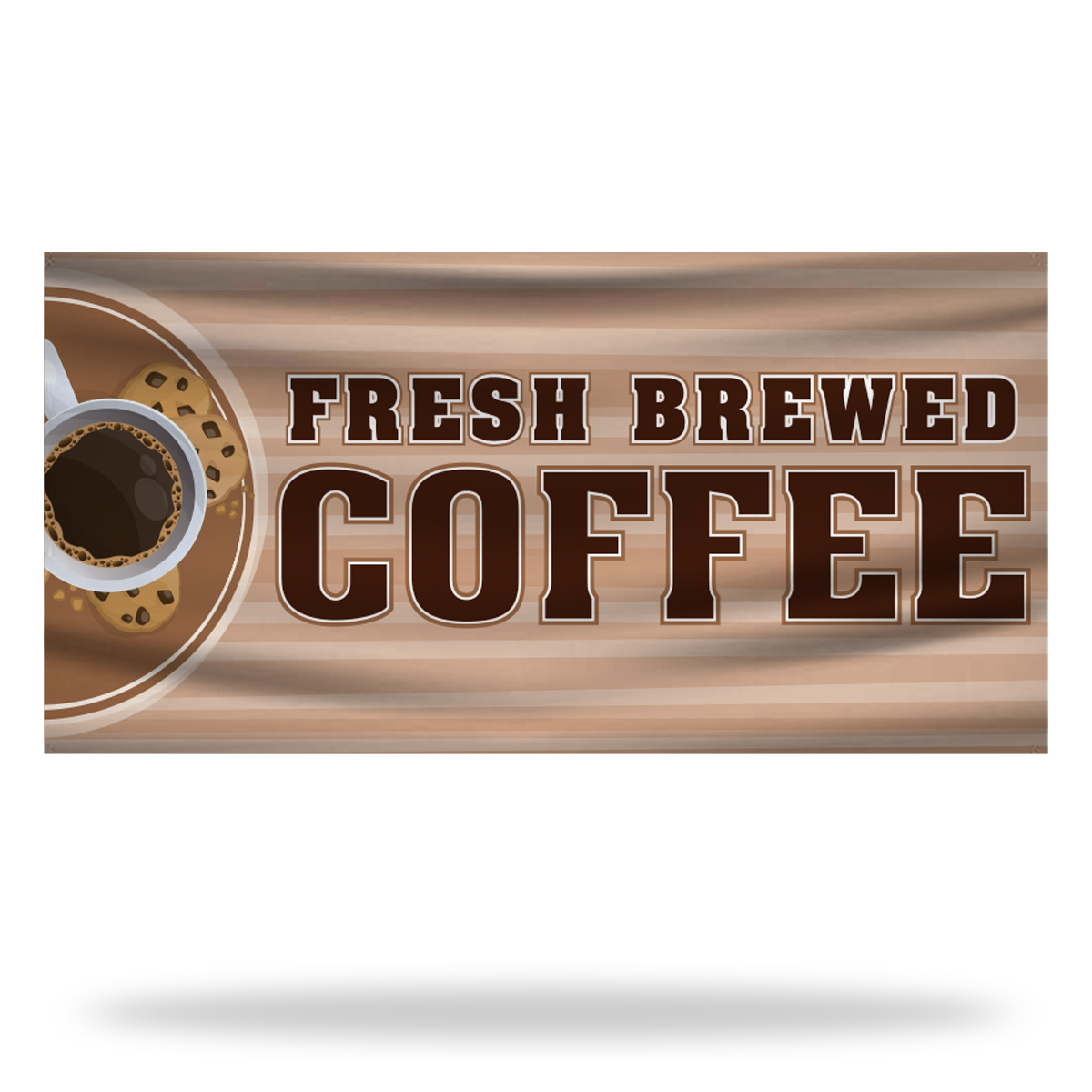 Coffee Flags & Banners Design 03