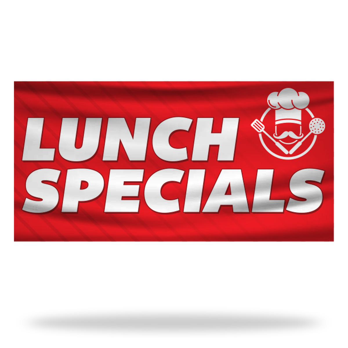 Lunch Specials Flags & Banners Design 03