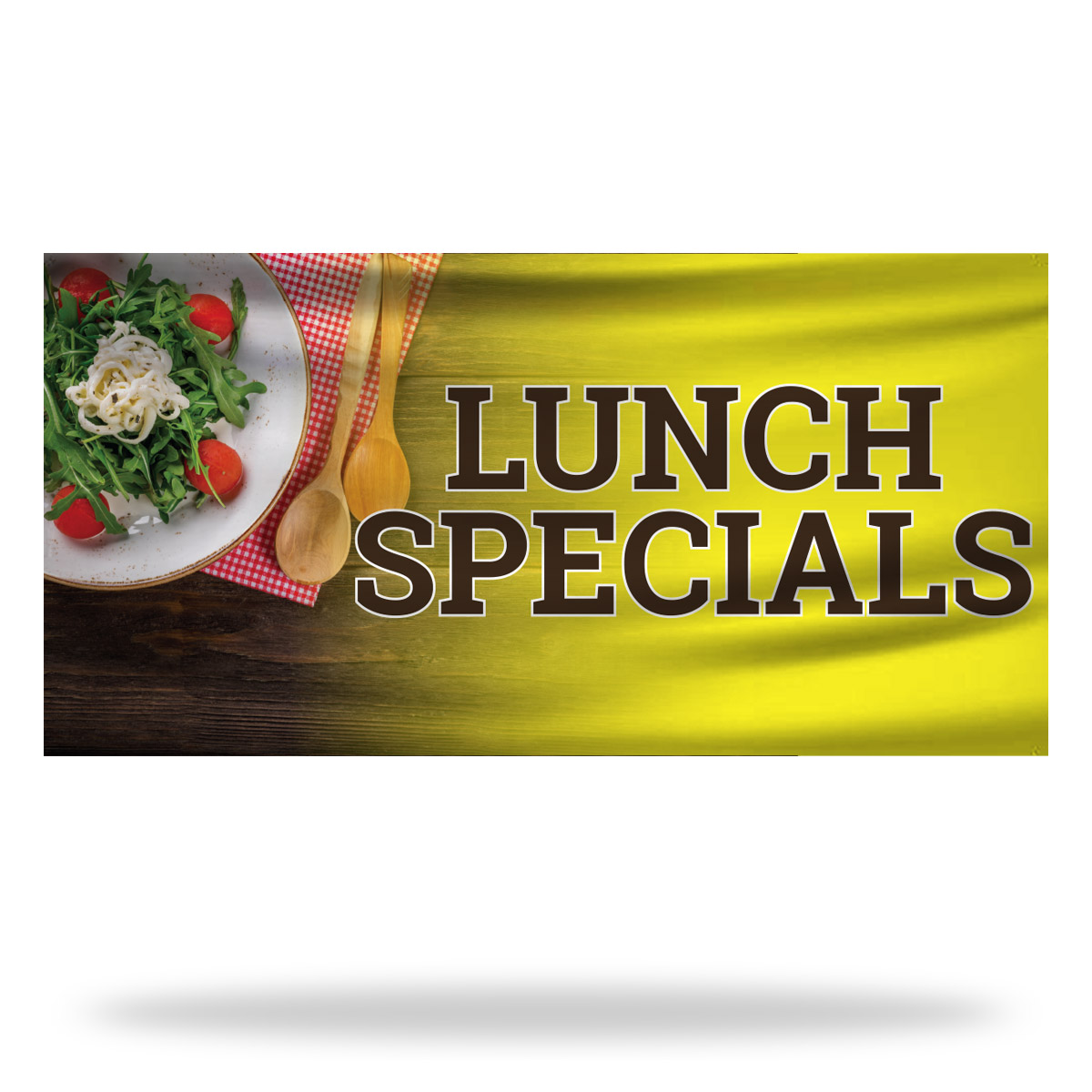 Lunch Specials Flags & Banners Design 01