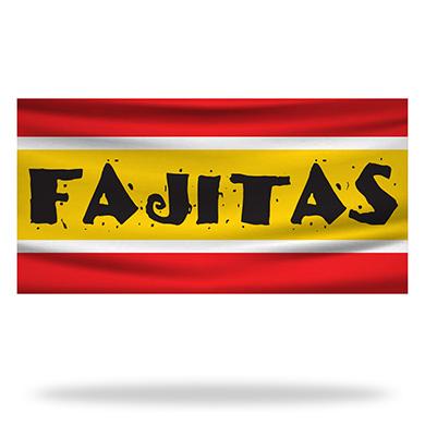 Tex Mex Flags & Banners Design 01