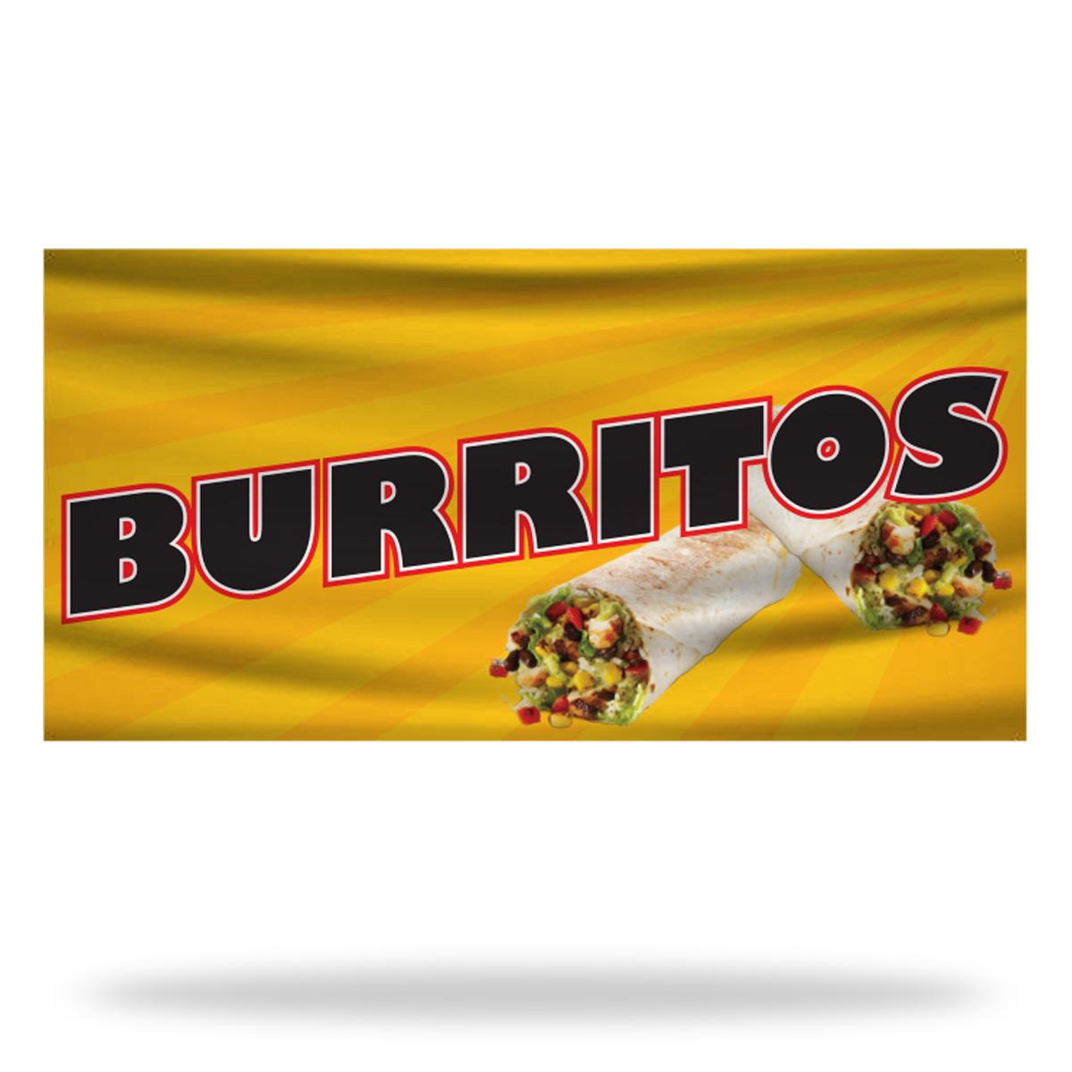 Tex Mex Flags & Banners Design 02