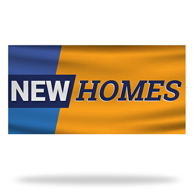 New Home Flags & Banners Design 01