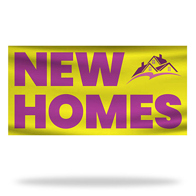 New Home Flags & Banners Design 02