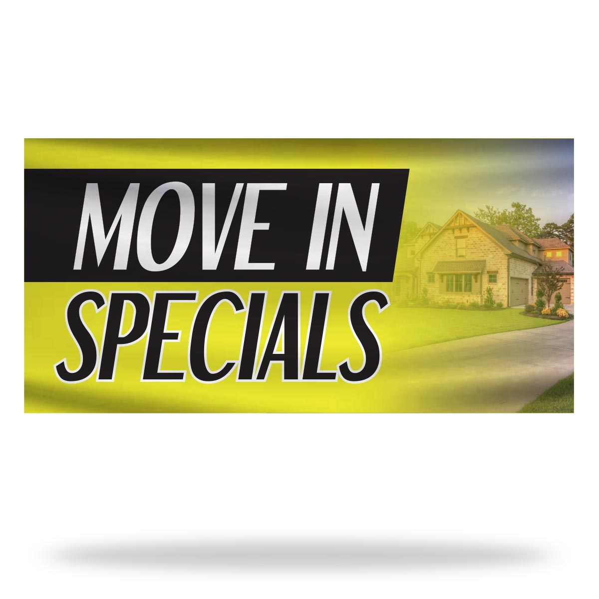 Move In Specials Flags & Banners Design 02