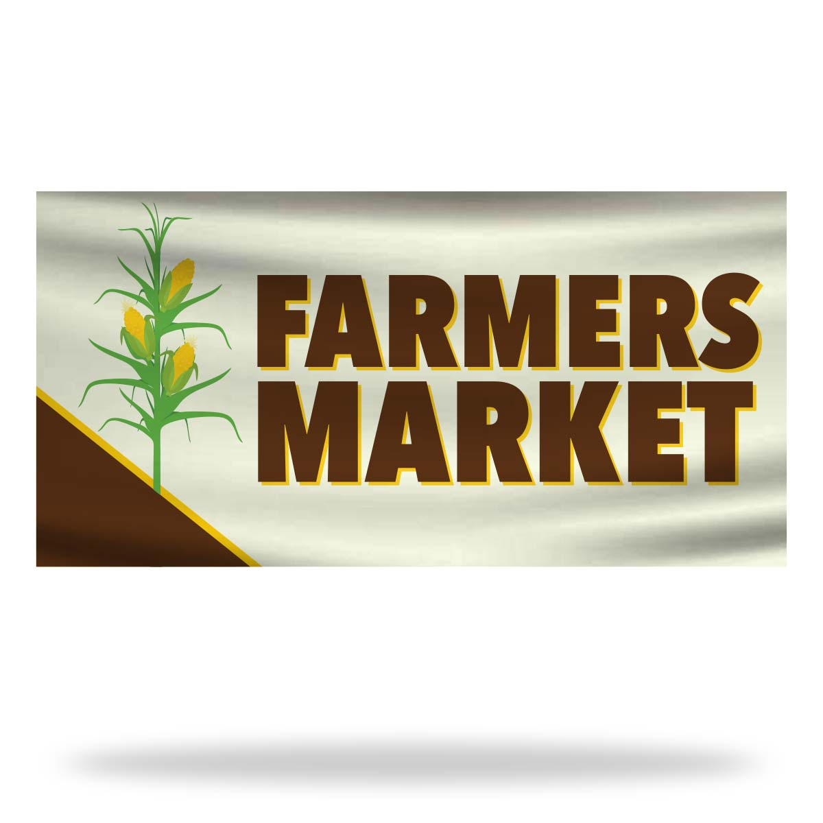 Farmers Market Flags & Banners Design 01