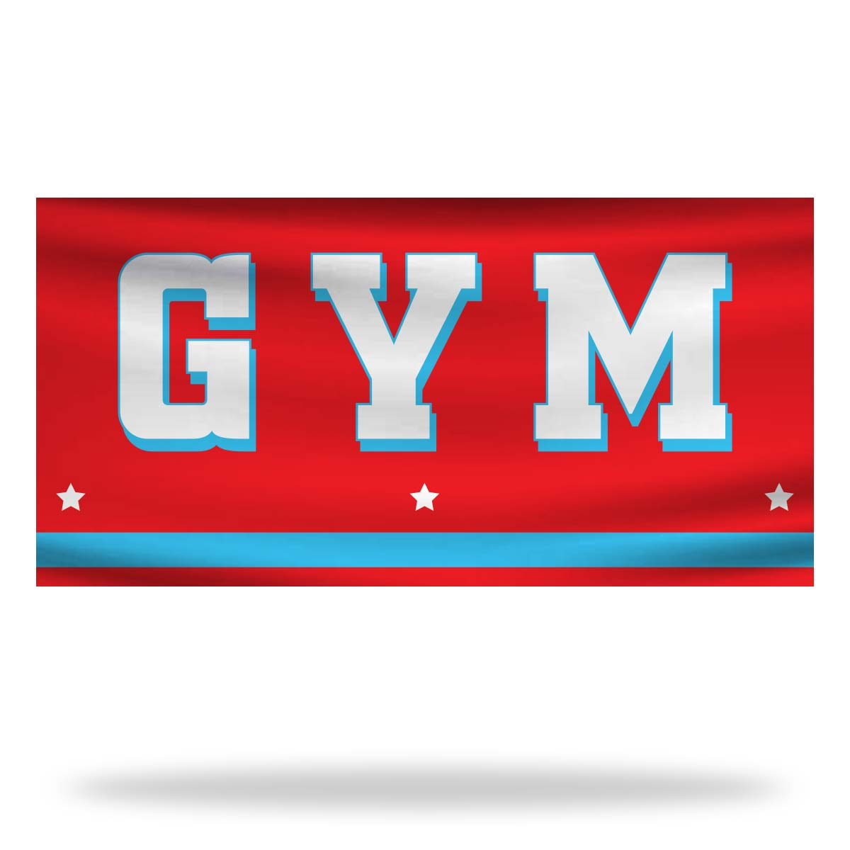 Gym Flags & Banners Design 01