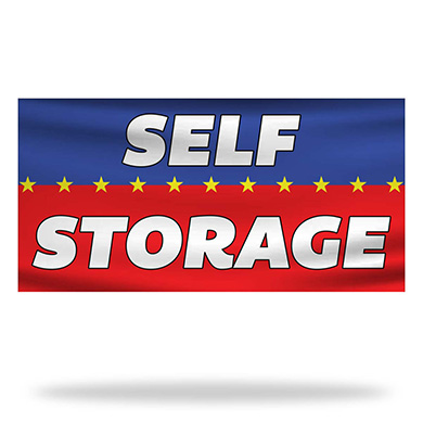 Storage Flags & Banners Design 01