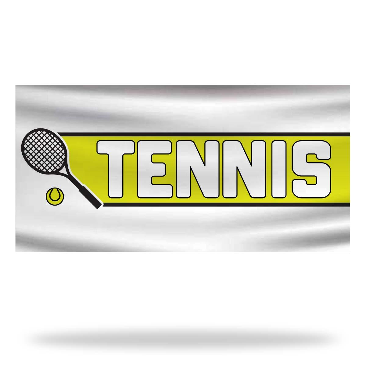 Tennis Flags & Banners Design 03