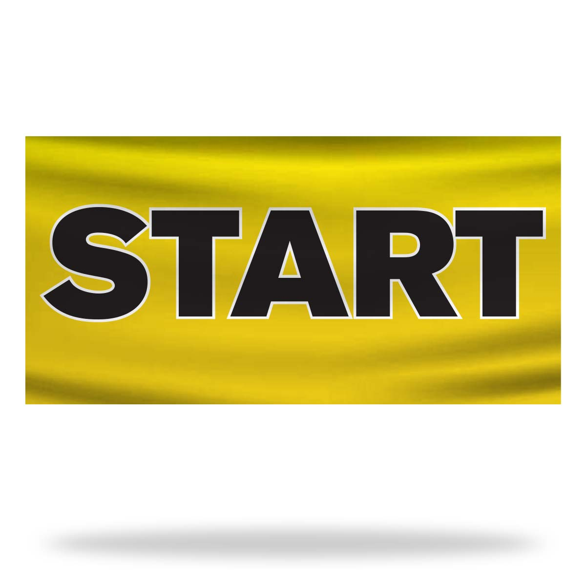 Start Flags & Banners Design 01