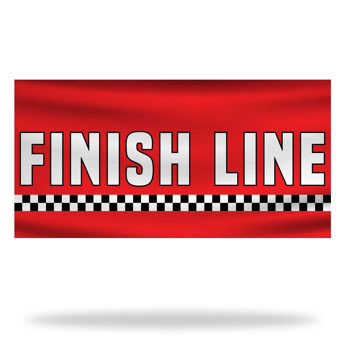 Finish Flags & Banners Design 03